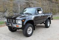 1981 Toyota Pickup 2dr Deluxe 4WD Standard Cab SB