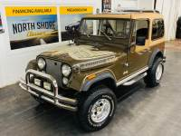 1978 Jeep CJ-7 - GOLDEN EAGLE - LEVIS EDITION - FACTORY V8 ENGINE - SEE VIDEO