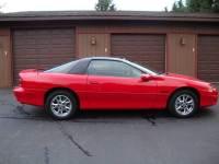 2002 Chevrolet Camaro Z28 2dr Hatchback