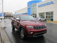 Pre-Owned 2018 Jeep Grand Cherokee Limited 4x4 SUV