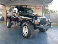 2004 Jeep Wrangler Sport 4WD 2dr SUV