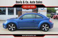2012 Volkswagen Beetle Turbo 2dr Coupe 6A w/ Sunroof, Sound and Navigation