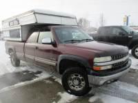 1999 Chevrolet Silverado 2500 3dr LS 4WD Extended Cab LB HD