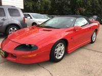 1996 Chevrolet Camaro RS 2dr Convertible