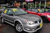 2006 Subaru Impreza AWD Outback Sport Special Edition 4dr Wagon (2.5L H4 5M)