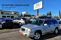 2001 Subaru Forester AWD S 4dr Wagon w/Premium Package