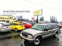 2001 GMC Sonoma 2dr Extended Cab SLS 2WD SB