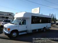 2006 Ford E-Series Chassis Cutaway Commercial Transport Bus