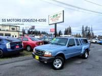 1998 Ford Ranger 2dr XLT 4WD Extended Cab Stepside SB