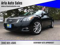2013 Infiniti G37 Coupe AWD x 2dr Coupe