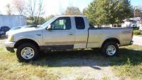 2000 Ford F-150 XL SuperCab Short Bed 4WD