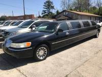 2003 Lincoln Town Car Executive 4dr Sedan w/ Limousine Builder Package