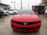 2012 Chevrolet Camaro LS 2dr Coupe w/2LS