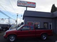 2001 Chevrolet S-10 2dr Extended Cab LS 2WD SB