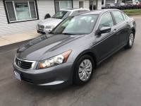 2009 Honda Accord LX 4dr Sedan 5A