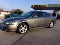 2005 Nissan Altima 3.5 SE 4dr Sedan