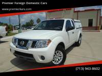 2014 Nissan Frontier 4x2 S 4dr King Cab 6.1 ft. SB Pickup 5A