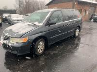 2004 Honda Odyssey EX-L 4dr Mini-Van w/Leather