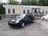 2009 Nissan Sentra 2.0 4dr Sedan CVT