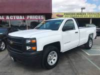 2014 Chevrolet Silverado 1500 4x2 Work Truck 2dr Regular Cab 8 ft. LB w/1WT