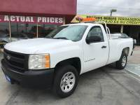 2007 Chevrolet Silverado 1500 Work Truck 2dr Regular Cab 8 ft. LB