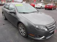 2012 Ford Fusion AWD SEL 4dr Sedan