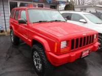 1998 Jeep Cherokee Limited 4dr SUV