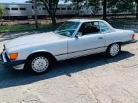 1987 Mercedes-Benz 560-Class 560 SL 2dr Convertible
