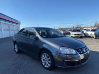 2010 Volkswagen Jetta Limited Edition PZEV 4dr Sedan 5M