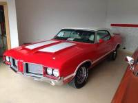1972 Oldsmobile 442 Custom Convertible