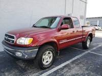 2001 Toyota Tundra 4dr Access Cab Limited V8 4WD SB