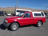 1998 Ford Ranger 2dr XLT Standard Cab SB