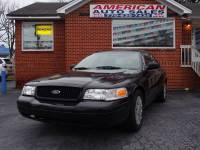 2009 Ford Crown Victoria Police Interceptor w/Street Appearance Package 4dr Sedan (3.55 Axle)