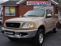1998 Ford F-150 3dr XLT 4WD Extended Cab SB