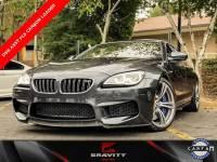 2016 BMW M6 Gran Coupe 4dr Sedan