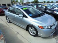 2008 Honda Civic EX-L 4dr Sedan 5A