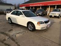 2002 Lincoln LS 4dr Sedan V8