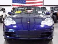 2004 Porsche 911 Carrera 2dr Cabriolet