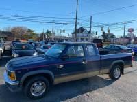 1991 Dodge Dakota 2dr Extended Cab SB