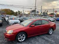 2009 Mitsubishi Galant ES 4dr Sedan w/ Sun, Sound, and Leather Package