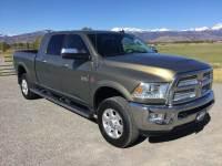 2015 RAM Ram Pickup 3500 Longhorn