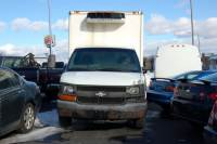 2003 Chevrolet Express Cutaway 3500 2dr Commercial/Cutaway/Chassis 139-177 in. WB