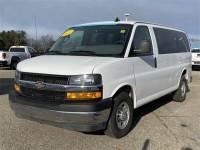 2018 Chevrolet Express Passenger LT 2500 3dr Passenger Van