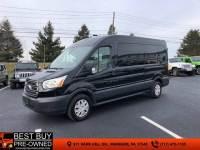 2017 Ford Transit Cargo 250 3dr LWB Medium Roof Cargo Van w/Sliding Passenger Side Door