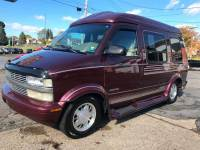 1996 Chevrolet Astro CONVERSION