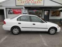 1998 Honda Civic LX 4dr Sedan