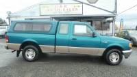 1996 Ford Ranger 2dr XLT Extended Cab SB