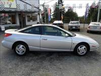 2002 Saturn S-Series SC2 3dr Coupe