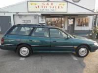 1993 Subaru Legacy LS AWD