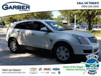 2016 Cadillac SRX AWD Luxury Collection 4dr SUV